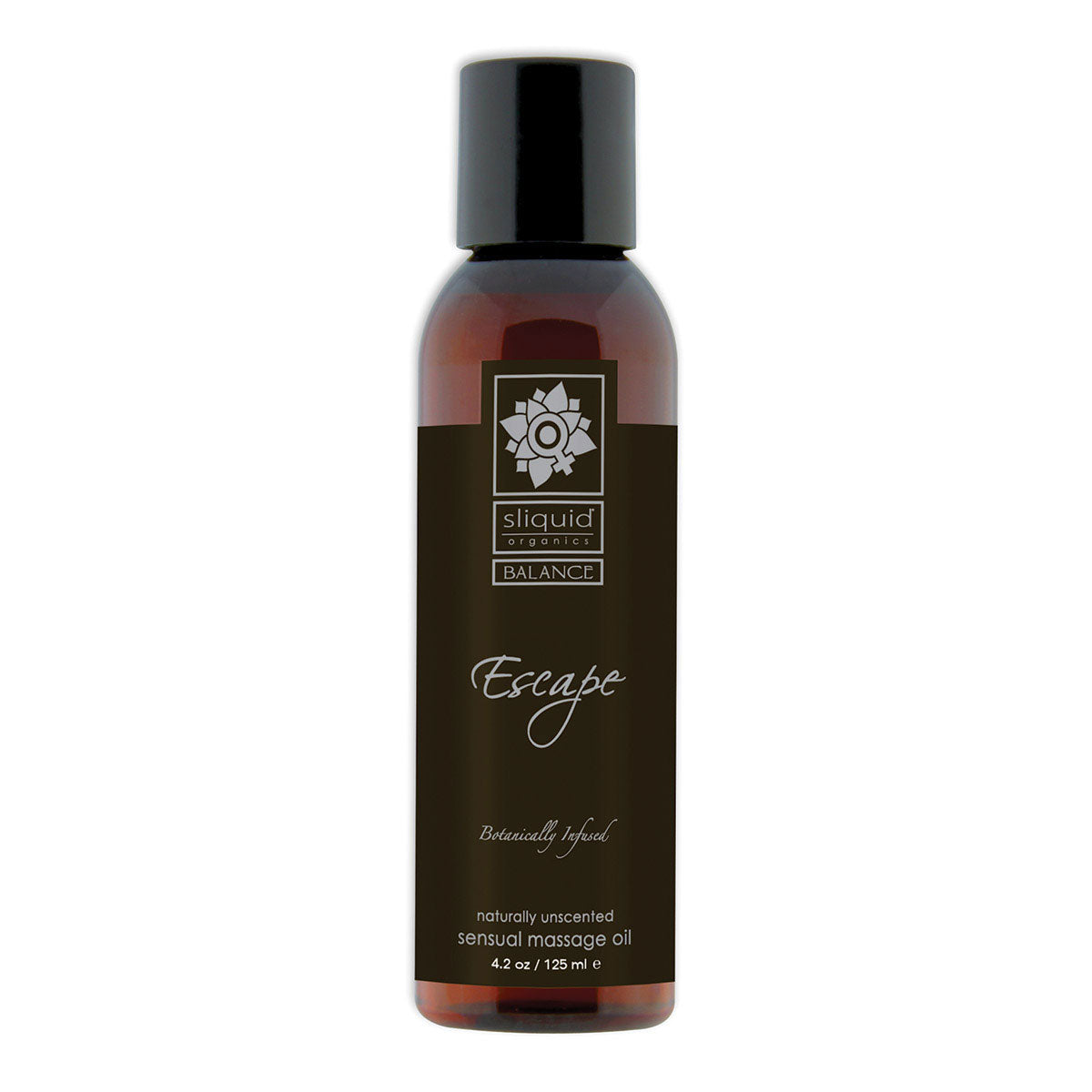 Sliquid Organics Massage Oil Escape 4.2oz [84569]