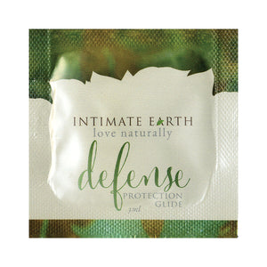 Intimate Earth Defense Lubricant Foils 48/bag [84611]