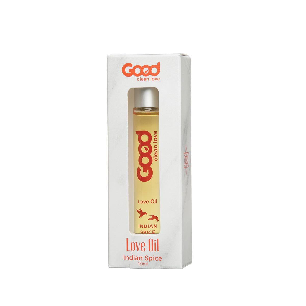 Good Clean Love Oil 10ml - Indian Spice [87006]