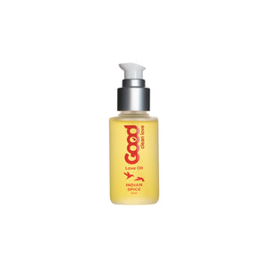 Good Clean Love Oil 50ml - Indian Spice [87008]