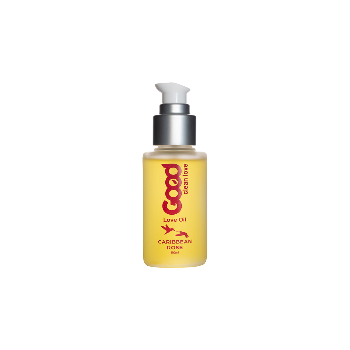 Good Clean Love Oil 50ml - Caribbean Rose [87009]