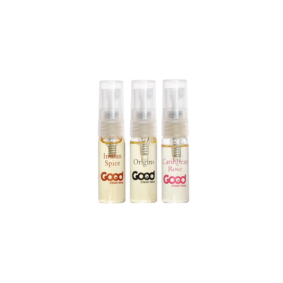 Good Clean Love Sensual Essences Kit [87013]