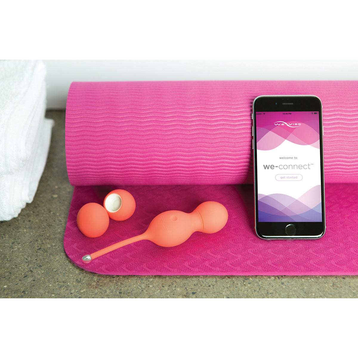 We-Vibe Bloom Kegel Balls [87735]