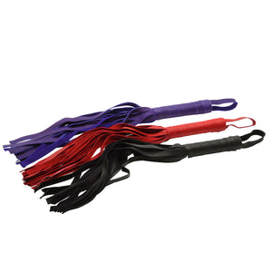 Soft Flogger 12 - Black [936B]