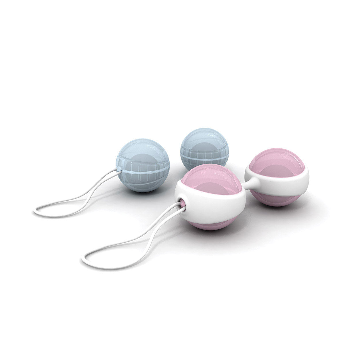 LELO Luna Beads White [9826]