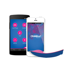 OhMiBod NEX1 BlueMotion Vibe (2nd Generation) [99150]