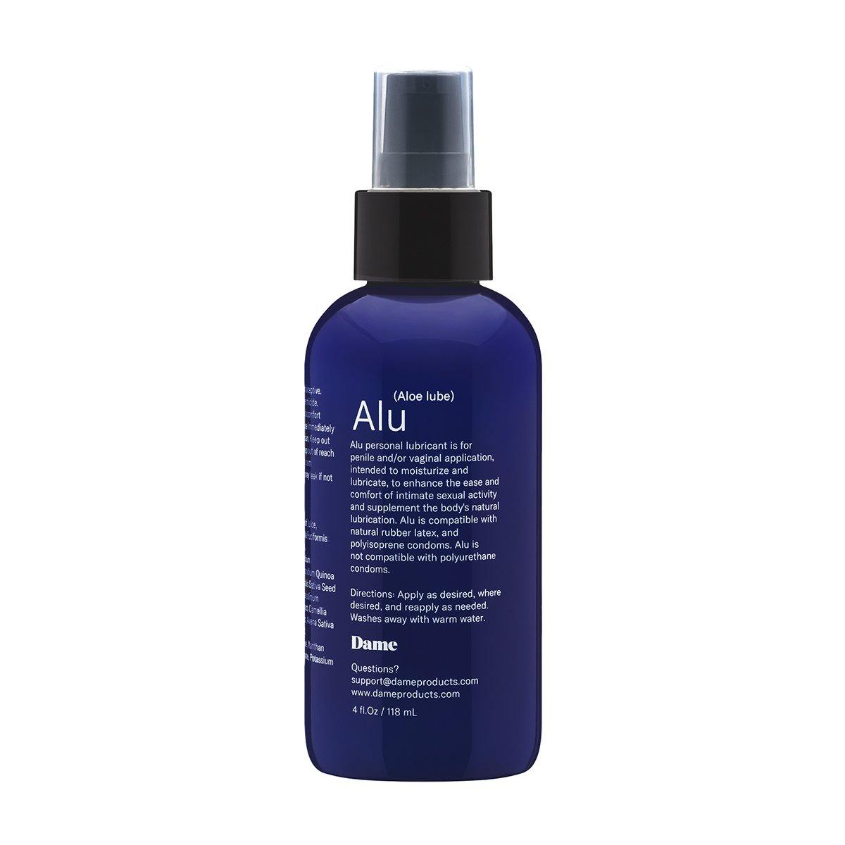 Alu Lubricant 4oz by Dame Products [A00318]