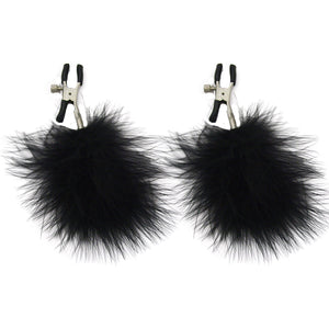 Feathered Nipple Clamps [A01350]
