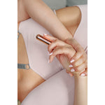 Le Wand Chrome Bullet - Rose Gold [A01469]