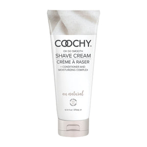 Coochy Shave Cream 12.5oz - Au Natural [A01808]