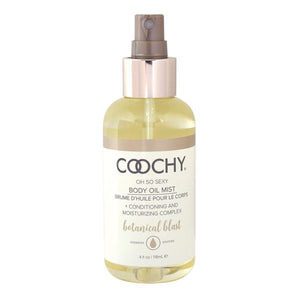 Coochy Body Oil Mist Botanical Blend 4oz [A01834]