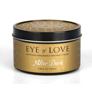 Eye of Love Pheromone Massage Candle 5oz [A02860]