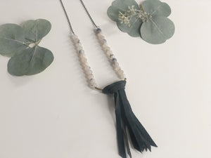 Sophie Tassel Necklace