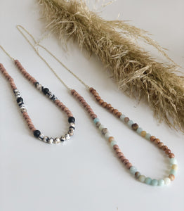 Onyca Layering Necklace