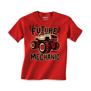 Boy's Youth Mechanic Tee