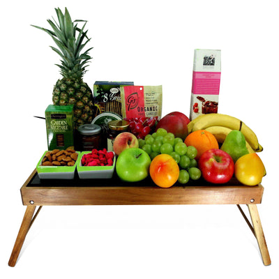 Fruit Array Bed Tray