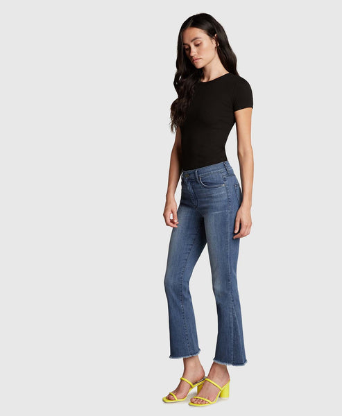 Principle High Rise Bootcut Angel Wanderlust