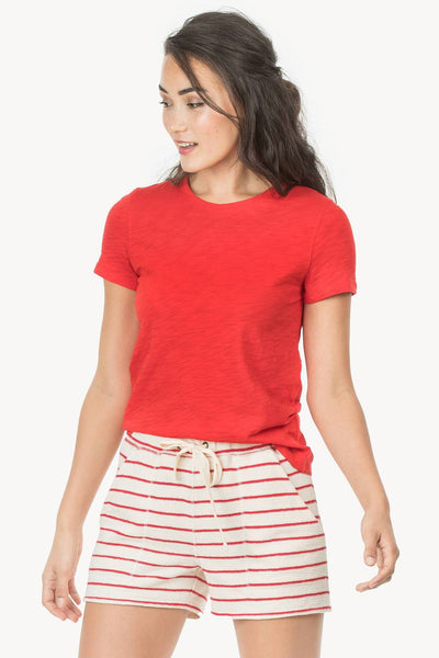 Short Sleeve T-Shirt in Red