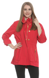 Ciao Milano Tess Jacket - Red