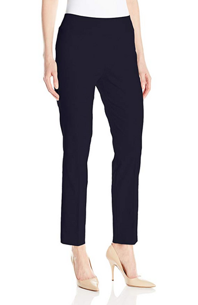 Pull On Ankle Pant - 5 Colors