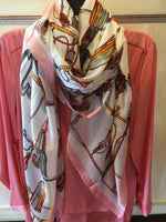Silk Scarves Large oblong
