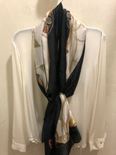 Load image into Gallery viewer, Silk Oblong Scarf
