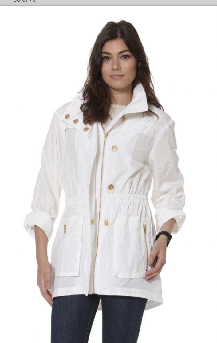 Ciao Milano Tess Jacket - Bright White