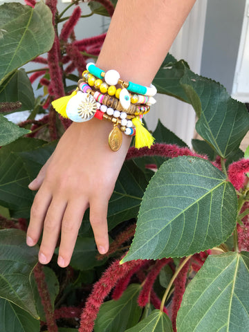 Bracelet Summer (yellow)