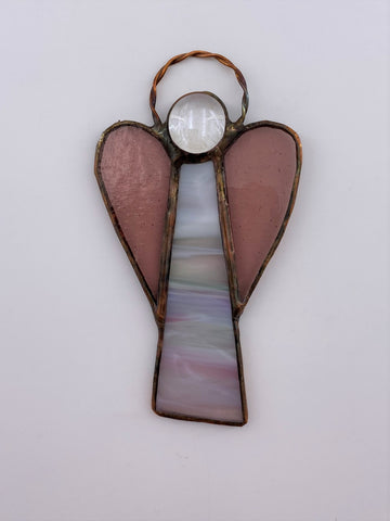 Stained Glass Angel -125