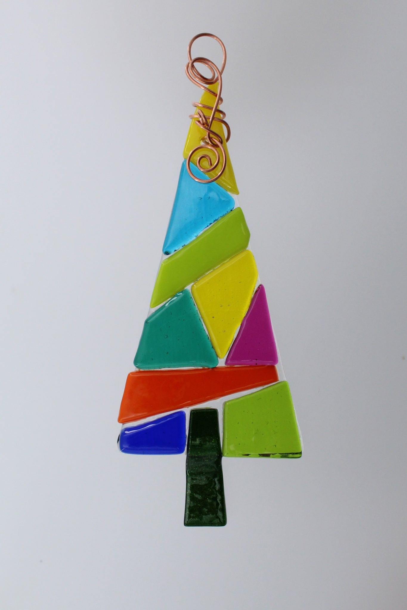 Multicolored Tree - 117