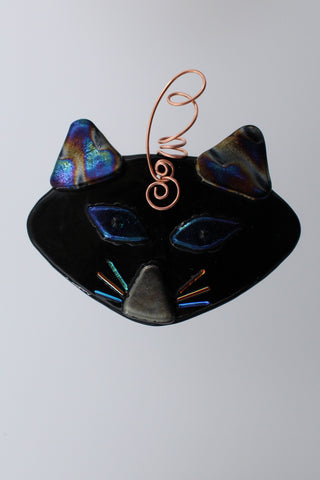 Black Cat Suncatcher - 119