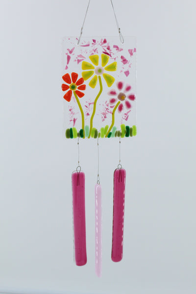Flower Wind Chime Small - 5002