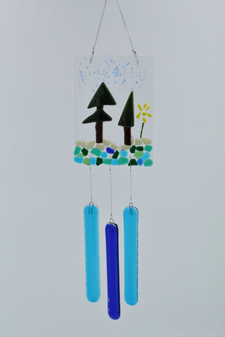 Pine Tree Wind Chime Small - 5003
