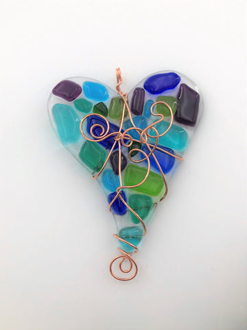 Heart Suncatcher - 101