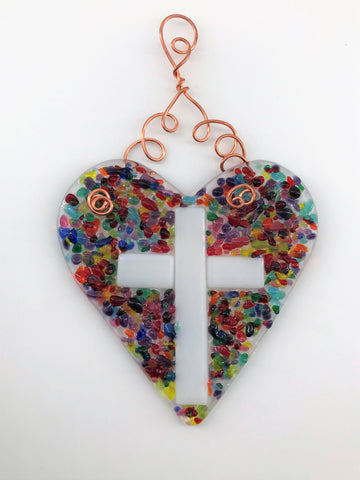 Heart Suncatcher - 104