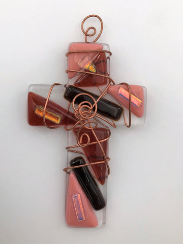 Cross Suncatcher - 108