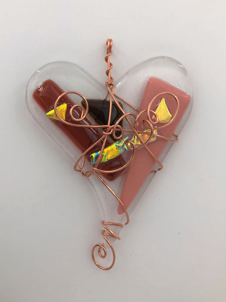Heart Suncatcher - 112