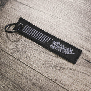 Jet Tag - Black Bolted