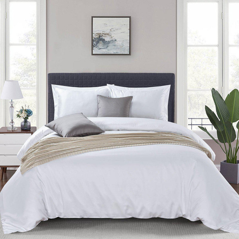 Duvet Cover Set - 100% Bamboo Viscose