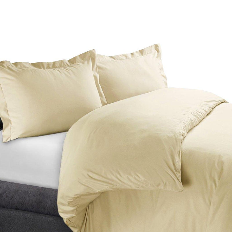 Duvet Cover Set 450 Thread Count-Royal Tradition-Full/Queen-Linen-Egyptian Linens