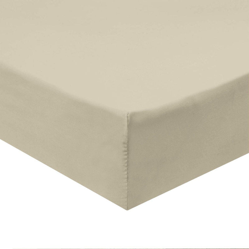 Flex Top King Fitted Sheet Only - Easy Care 650 Thread Count-Royal Tradition-LINEN-Egyptian Linens