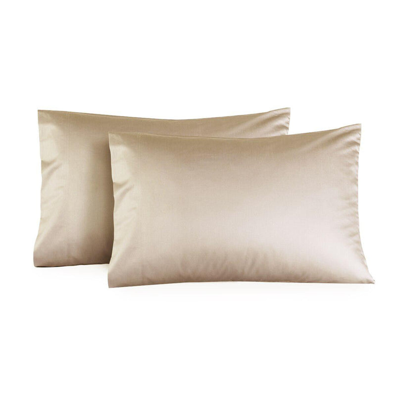 Luxury 1000 Thread Count Solid Pillowcases (Pair)-Royal Tradition-Standard Pillowcases Pair-Linen-Egyptian Linens