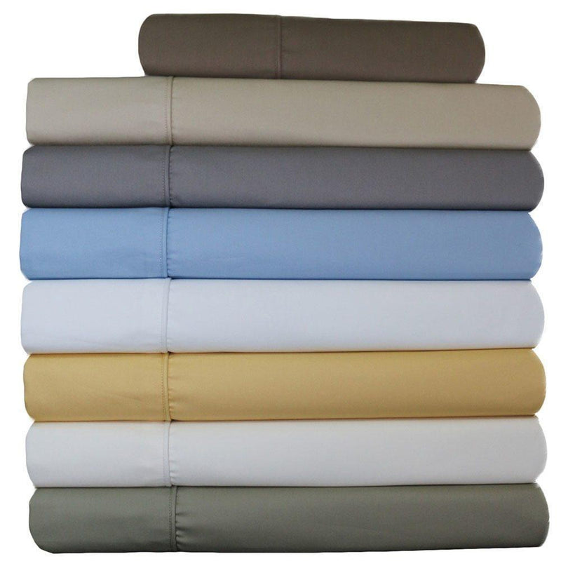 Flex Top King Fitted Sheet Only - Easy Care 650 Thread Count-Royal Tradition-Egyptian Linens