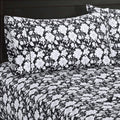 Printed Sheet Set - 300 Thread Count-Royal Tradition-Full-Agnes-Egyptian Linens