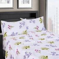 Flex Top (Top Split) King Sheet Set - Printed 300 Thread Count-Royal Tradition-Egyptian Linens