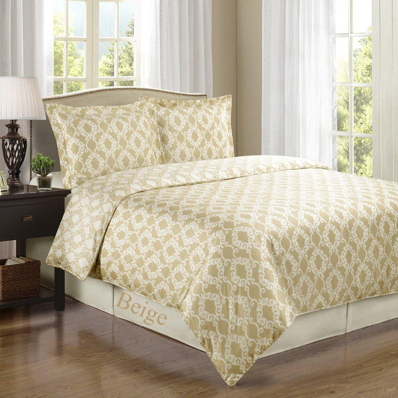 Duvet Cover Set - Sierra-Royal Tradition-Egyptian Linens