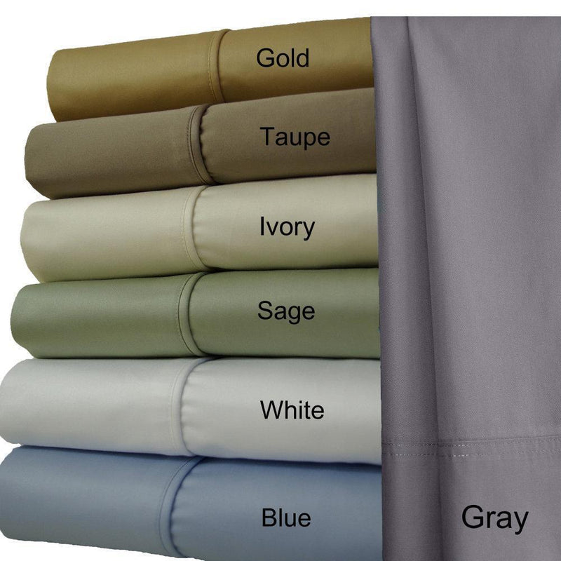 Split King Sheet Set - Heavyweight 1000 Thread Count-Royal Tradition-Egyptian Linens