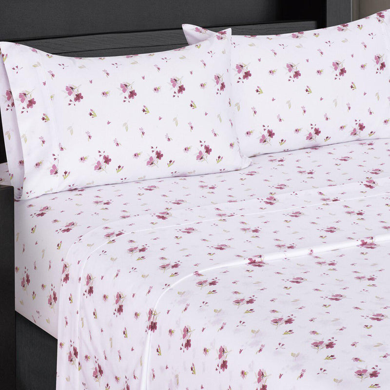 Printed Sheet Set - 300 Thread Count-Royal Tradition-Twin XL-Zahra-Egyptian Linens