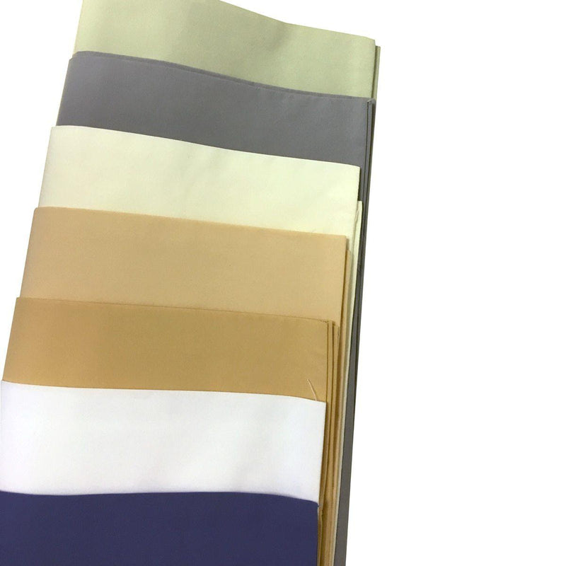 Abripedic Percale Pillowcases (Pair)-Egyptian Linens-Egyptian Linens