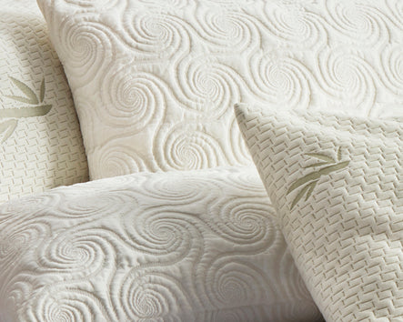 Hulyahome Adjustable Memory Foam Pillows